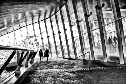 Jules Bloemsaat Station Arnhem